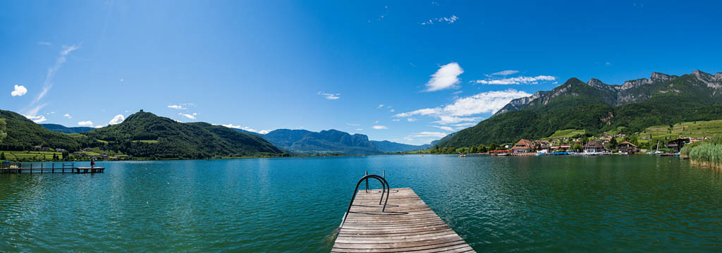 Privatstrand Am See - Kaltern Am See